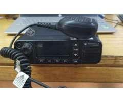 Radio Motorola Mototrbo DGM 8500 - Vallenar