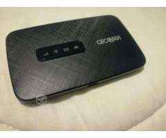 Dispositivo Alcatel Link Zone Claro 4G Mobile WiFi - Coquimbo