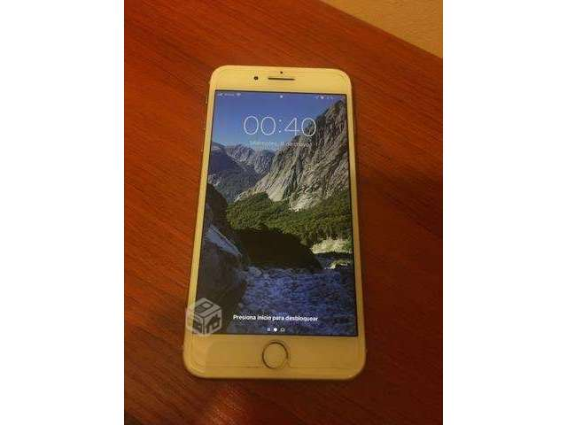 Iphone 8 plus gold como nuevo - San Pedro de la Paz
