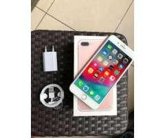 IPhone 7 Plus 32GB Liberado, Comprado en Mac - La Cisterna