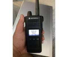 Radio Motorola APX 1000 VHF 136-174 mhz - Villa Alemana
