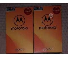 Celular Nuevo sellados Motorola e5 Play - La Cisterna