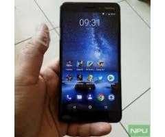 Nokia 6.1 Negro/Cobre - La Reina