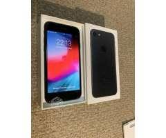 Iphone 7 Black 32gb con detalle - Peñalolén