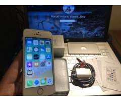 a5f4f5d6149 Iphone 5s 16GB Silver, Liberado + Accesorios - Viña del Mar