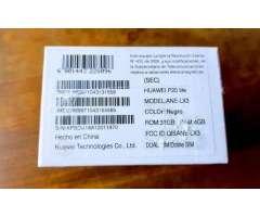 Huawei P20 LITE 4GB RAM HUELLA 32GB [SELLADO] - Santiago