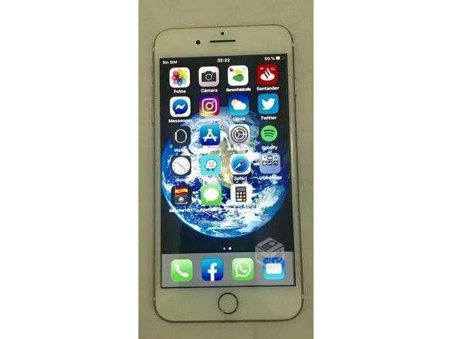 IPhone 7 Plus Gold Rose, Por Renovacion, Filete - San Pedro de la Paz