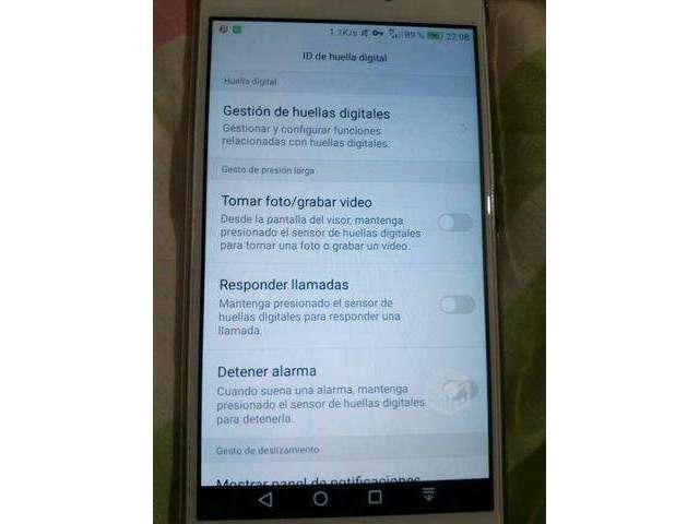 Huawei p9 16GB memoria interna - San Pedro de la Paz