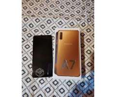 Samsung A7 - San Bernardo