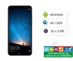 Huawei mate 10 lite, solo por renovación - Pudahuel