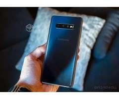 Samsung S10 Con Boleta Y Garantia - La Reina