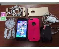 Iphone 6 perfecto estado color gris - Iquique