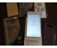 Samsung J7 PRIME + 5 Carcasas de regalo - Villa Alemana