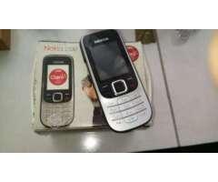 Celular Nokia Modelo 2330 poco uso - Estación Central