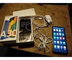 Samsung A 30 blue - Puerto Montt