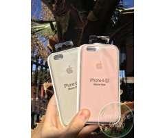 Carcasas de silicona de iPhone 6 y 6s - Estación Central