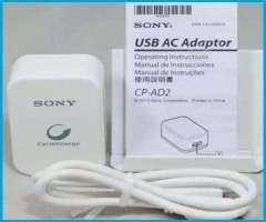Cargador Sony de carga rapida hasta 2.1A - Arica