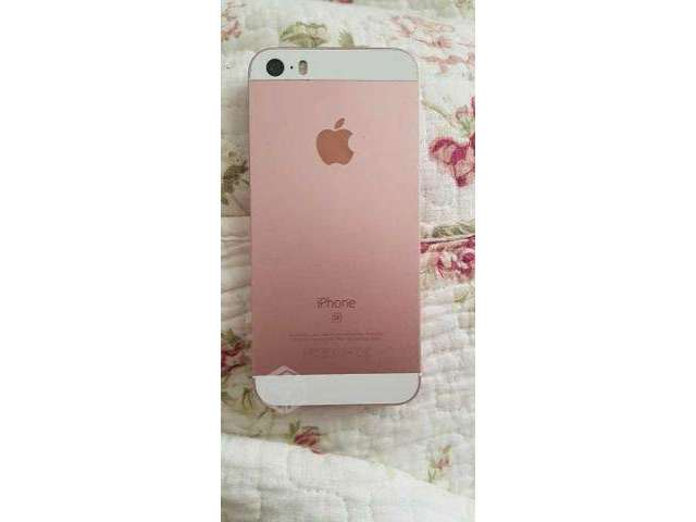 Iphone SE Rose Gold - Coquimbo
