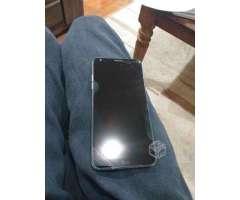 Lg Q6 pantalla trizada desgaste de bolsillo - Puente Alto