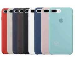 Carcasa iPhone + Vidrio Templado - Arica