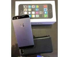 IPhone 5s, poco uso impecable - Temuco