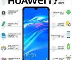 Huawei Y7 2019 nuevo - San Rafael