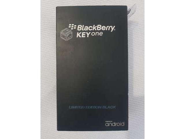 Blackberry Keyone Black Edition (edición especial) - San Bernardo