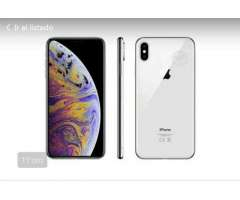 Iphone xs 256gb white nuevo sellado con boleta - Santiago