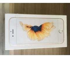 Caja iPhone 6s Gold 16GB - Estación Central