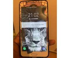 Samsung J5 2016 4G de 16gb  - Iquique