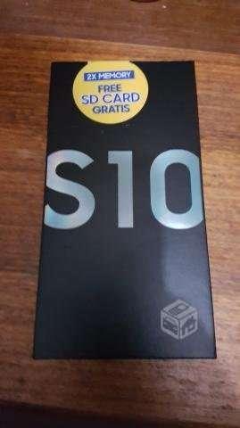 Samsung Galaxy S10 128gb 2 meses uso. - San Pedro de la Paz