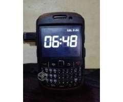 Celular blackberry curve 8520 - Concepción