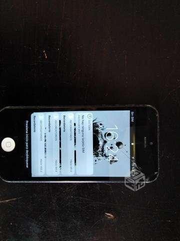 Celular iPhone 5 - Coquimbo
