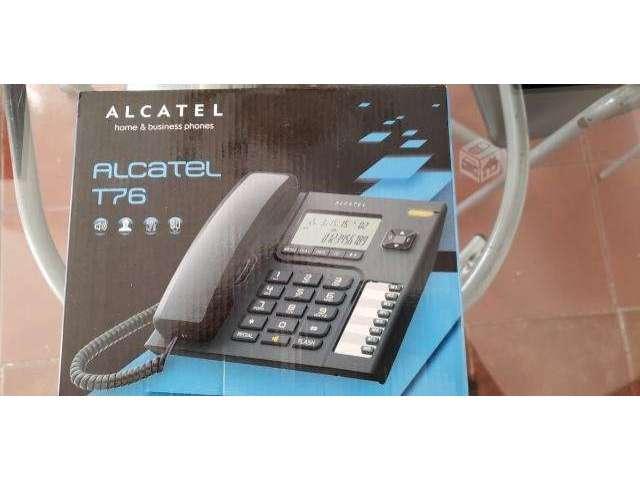 Telefiono sobremesa nuevo alcatel s-76 - Ñuñoa