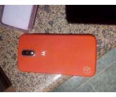 Motorola g4 plus - Linares