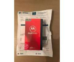 Motorola Z3 128GB 6gbRam sellado+garantia 1año - Curicó