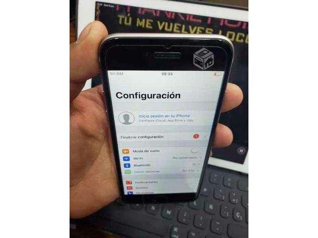 Iphone 6 - Estación Central