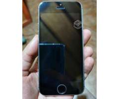IPhone 5S space gray - Temuco