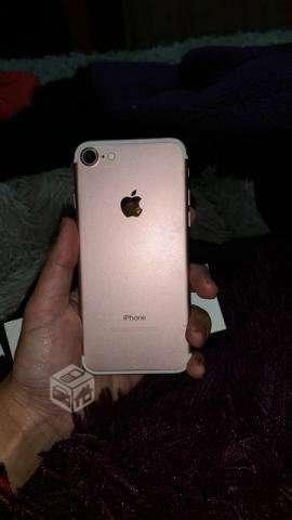 IPhone 7 rosado  - Coquimbo