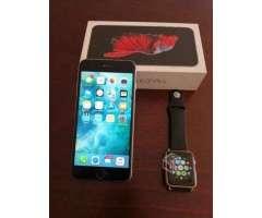 Iphone 6s plus mas reloj - San Pedro de la Paz