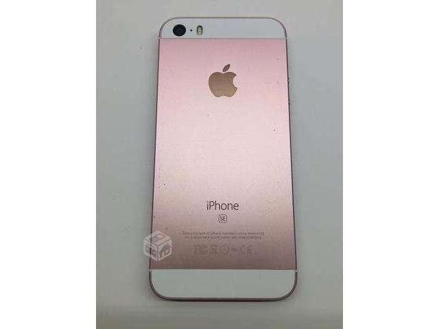 Iphone SE rose gold 16gb - La Reina