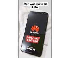 Huawei mate 10 Lite liberado - Coquimbo