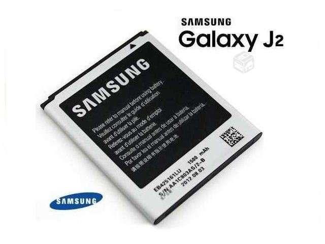 Bateria Samsung J2 Nuevas Originales - Santiago