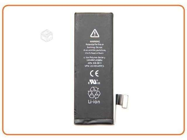 Bateria iPhone 5S Nuevas Selladas - Santiago