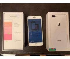 Iphone 8Plus 64 GB seminuevo accesorios originales - Viña del Mar