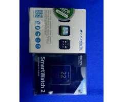 Smartwatch Sony SW2 - Iquique