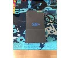 Samsung Galaxy S8 Plus 64gb NUEVO - Las Condes