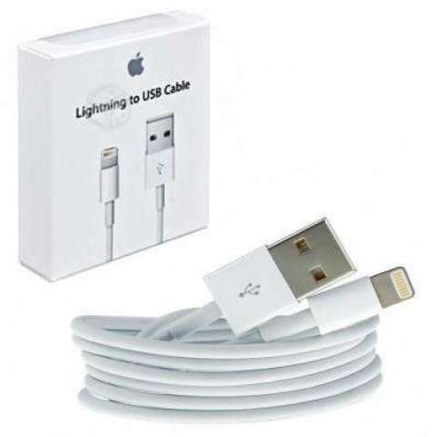 Cable Lightning iPhone 7 8 / 1 y 2 Metros - Independencia