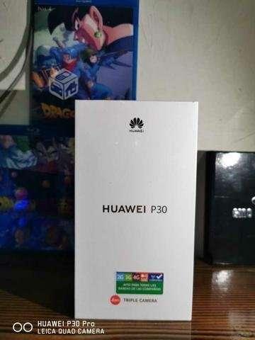 Huawei P30 black sellado - Providencia