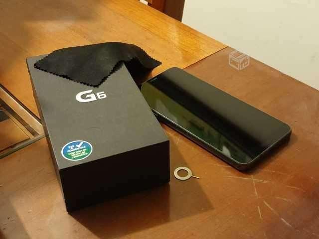LG g6 impecable estado - Las Condes